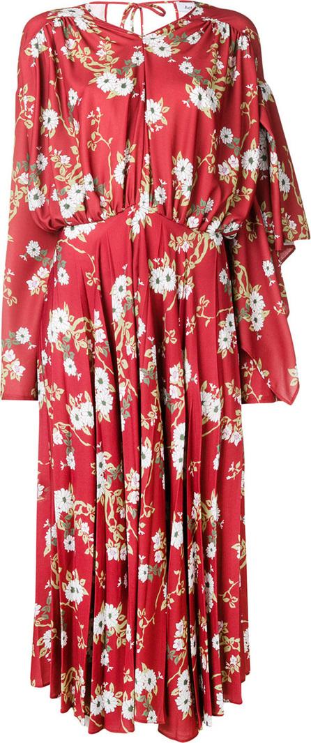 Act N°1 Floral-print dress
