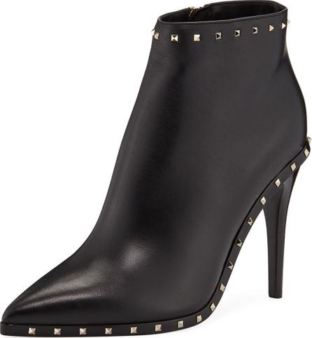 Valentino Soul Rockstud Ankle Booties