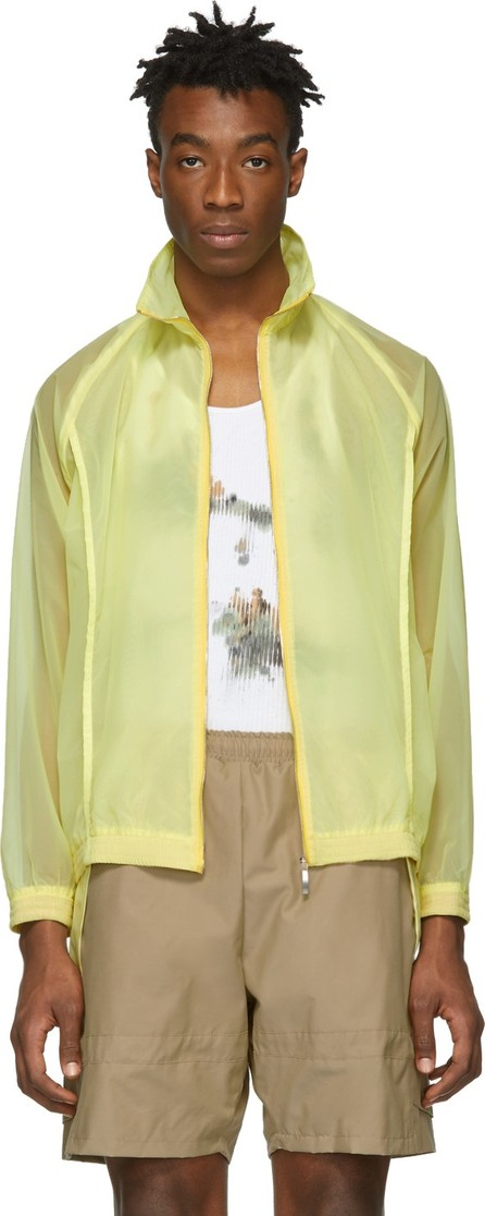 Cottweiler Yellow Journey Track Jacket
