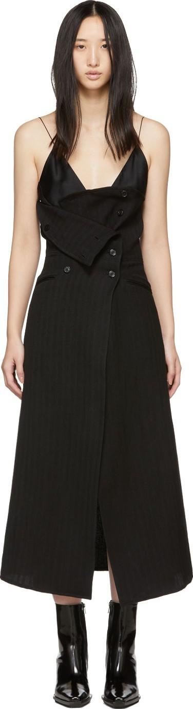 Ann Demeulemeester Black Oberon Skirt