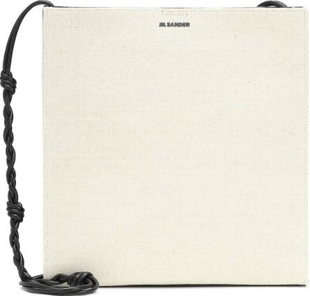 Jil Sander Tangle Medium canvas shoulder bag