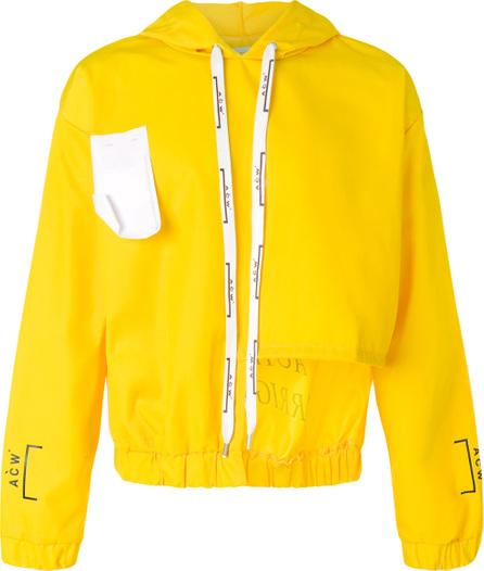 A-Cold-Wall* Step hem hoodie