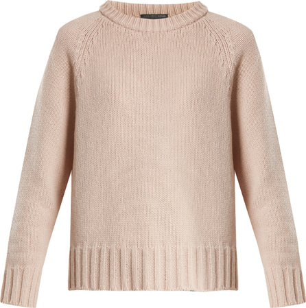 Alexander McQueen Cashmere and wool sweater