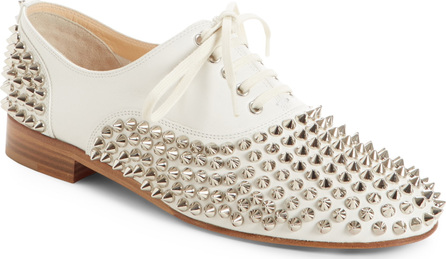 Christian Louboutin Freddy Spiked Loafer