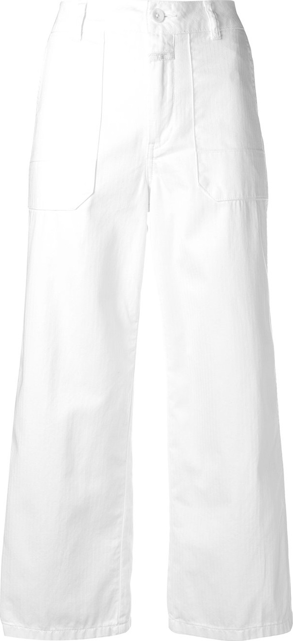 Closed - Cropped trousers