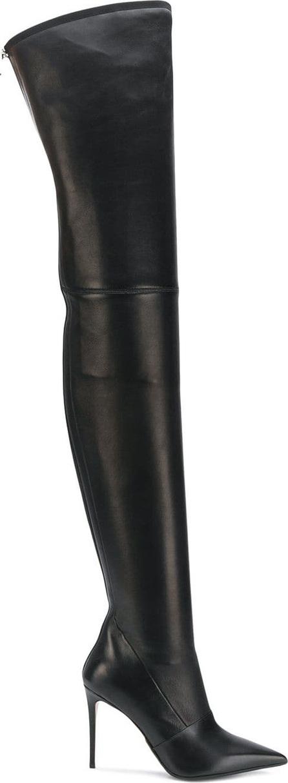 Balmain Over-the-knee heeled boots