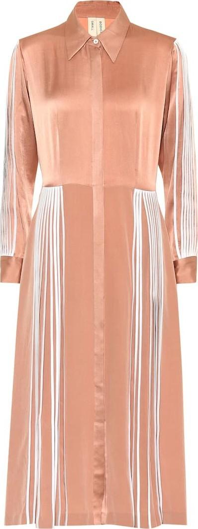 Bodice Studio Silk midi dress