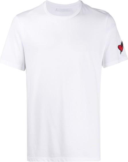 Neil Barrett Logo patch T-shirt
