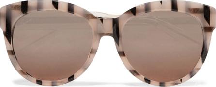 Gucci Printed cat-eye sunglasses