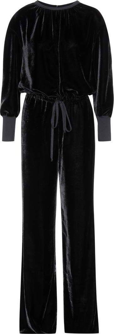 Agnona Velvet jumpsuit