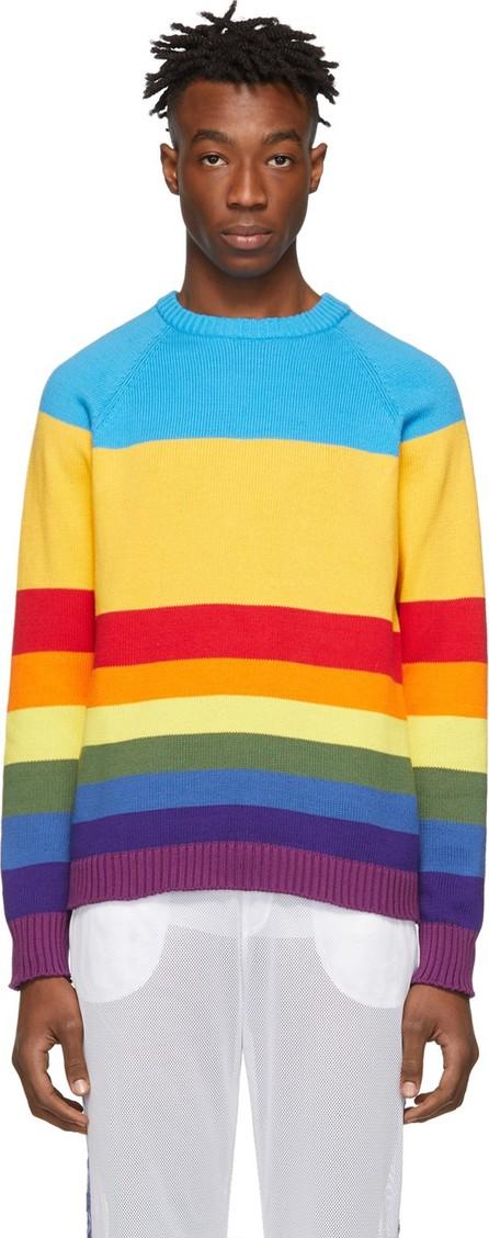 Anton Belinskiy Multicolor Stripes Sweater