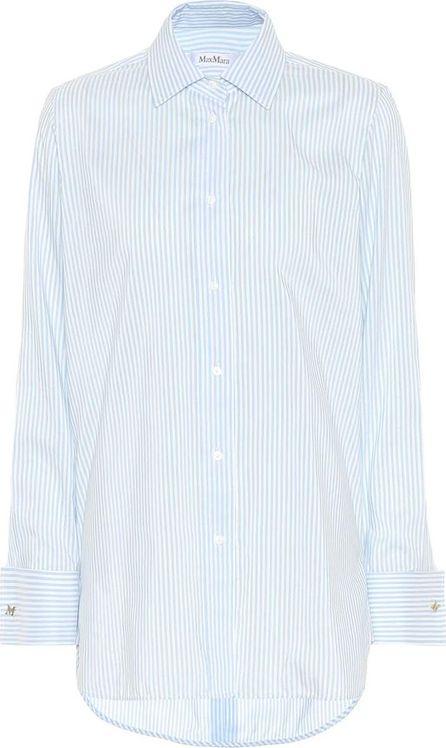 Max Mara Filato cotton and silk shirt