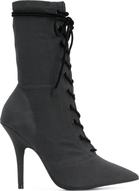 Yeezy Lace-up ankle boots