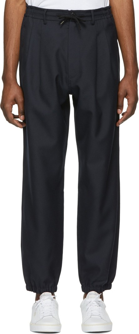 Golden Goose Deluxe Brand Navy Johnny Trousers