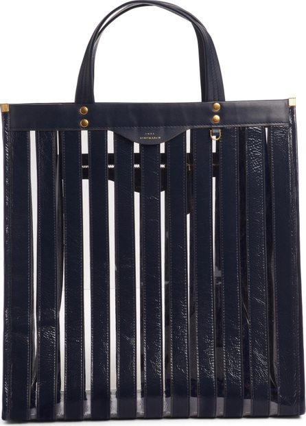 Anya Hindmarch Multi Stripe Tote