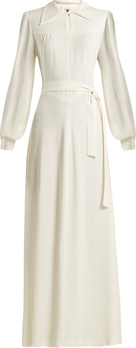 Bella Freud Karianne crepe dress