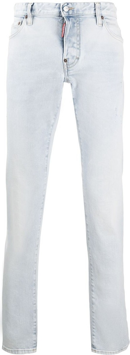 DSQUARED2 Sugar Cool Guy light-wash jeans