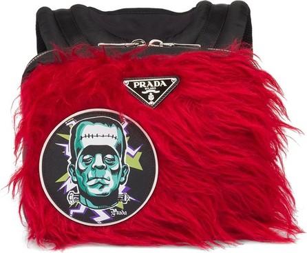 Prada Frankenstein's Monster backpack