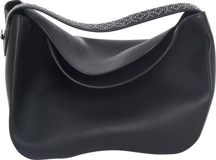Azzedine Alaia Crossbody Soft Studded Shoulder Bag