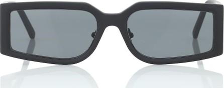 Self Portrait Eden rectangular sunglasses