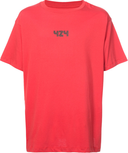 424 Fairfax Death Star T-shirt