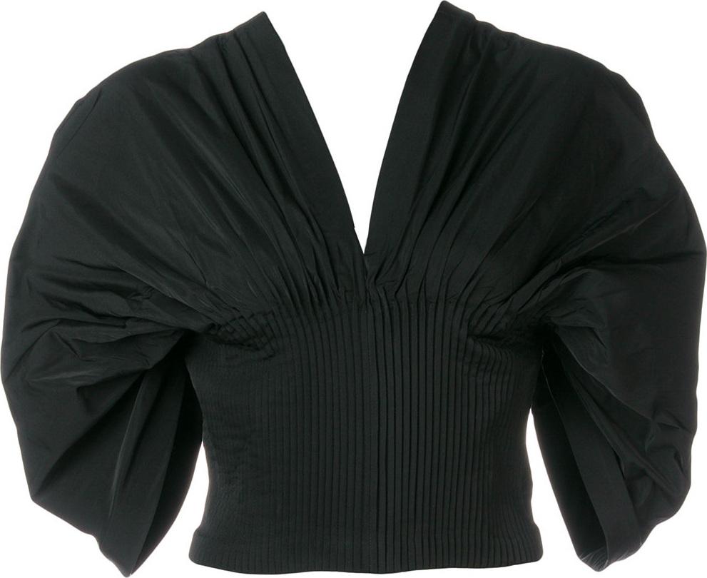 Jonathan Simkhai - V-neck bustier top