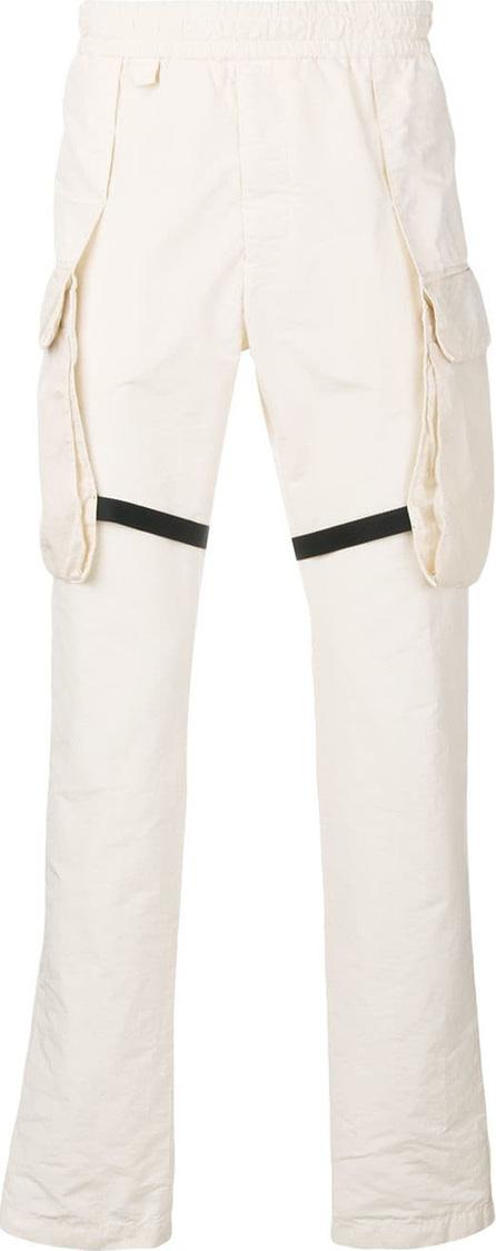 Alix Contrast stripe track pants