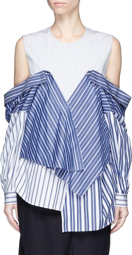 Enfold Stripe off shoulder top