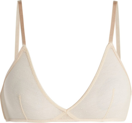 Bodas Jabouley lace soft-cup bra