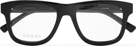 Gucci Square-Frame Acetate Optical Glasses