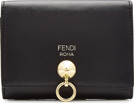 Fendi Leather Coin Wallet