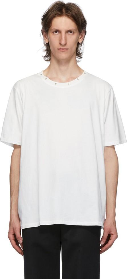 Stolen Girlfriends Club White Skull Stud T-Shirt