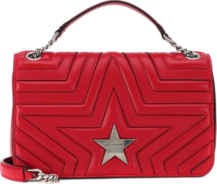 Stella McCartney Stella Star leather shoulder bag