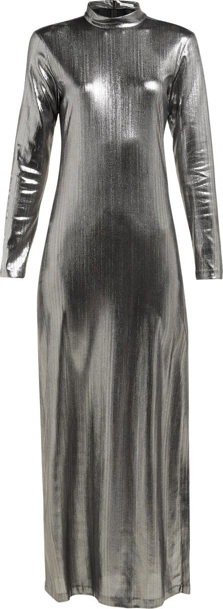 Bella Freud Radzville shimmering maxi dress