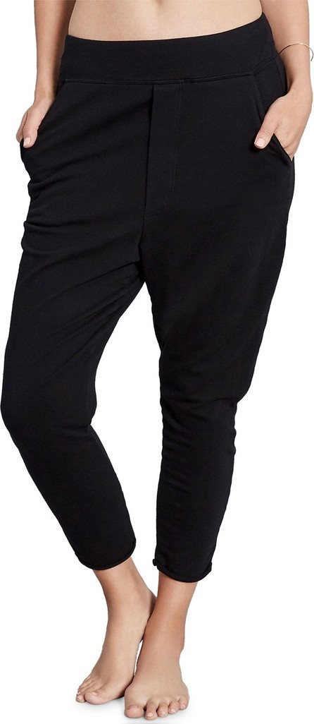 FOREO The Trouser Raw-Edge Jogger Pants