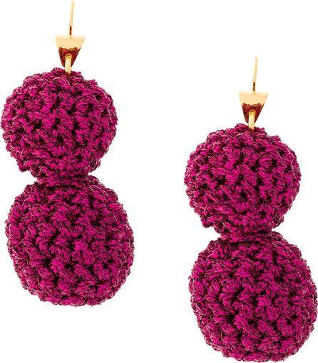 Lucy Folk Rock Formation earrings