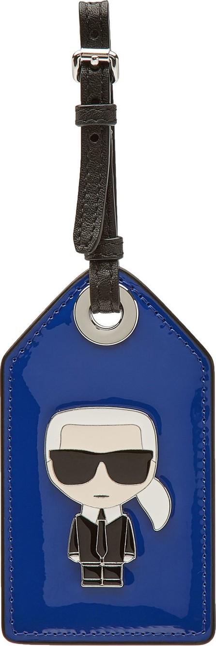 Karl Lagerfeld K/Ikonik 3D Pin Luggage Tag