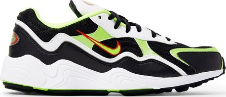 Nike Air Zoom Alpha Mesh and Leather Sneakers
