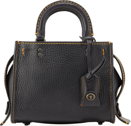 COACH 1941 Rogue 17 Glove-Tanned Leather Tote Bag