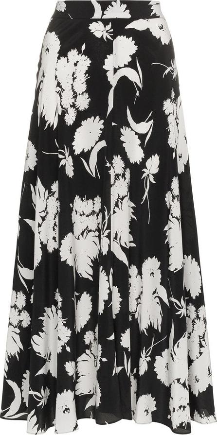 Ganni Kochhar Floral Print Skirt