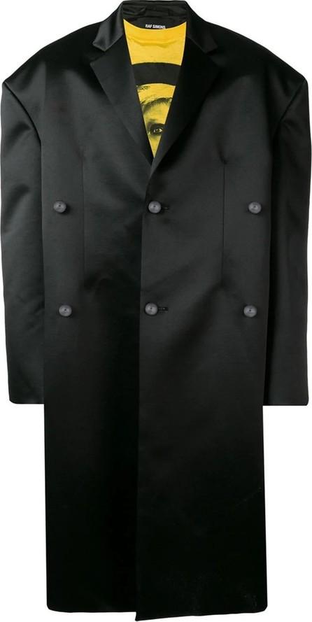 Raf Simons Shiny tailored coat