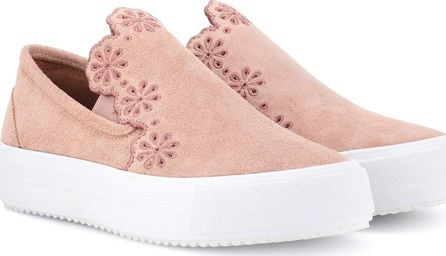 See By Chloé Slip-on suede sneakers