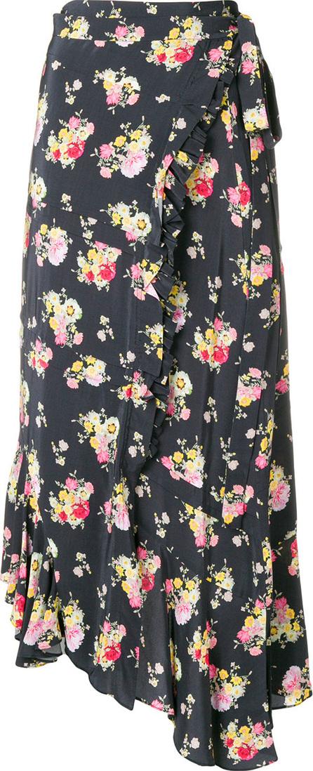Preen Line Sibyll botanical skirt