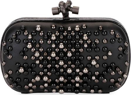 Bottega Veneta Pearly Knot Clutch Bag
