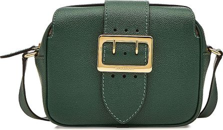 Burberry London England Small Buckle Leather Shoulder Bag