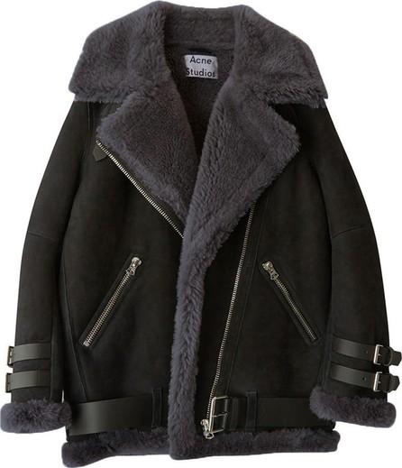 Acne Studios Velocite suede jacket