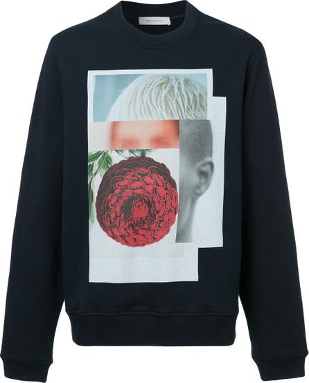 Cedric Charlier Photos print sweatshirt