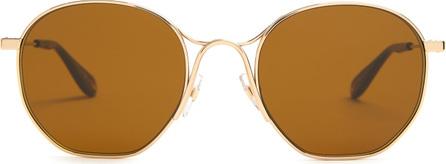 Givenchy Round-eye sunglasses