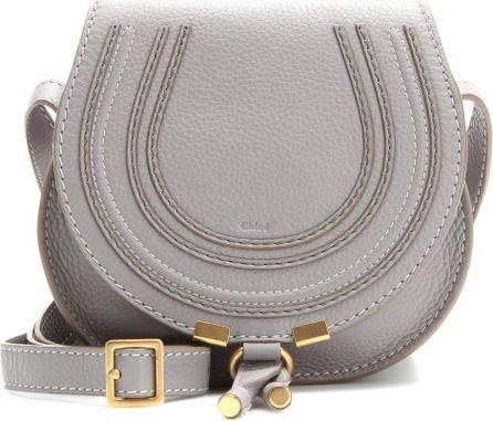 Chloe Marcie Small leather shoulder bag