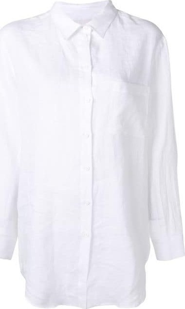 Asceno Boyfriend Buttondown Shirt